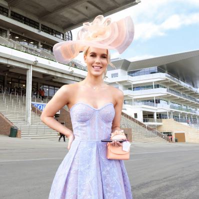 Best dressed racegoer at Cheltenham Festival Ladies Day